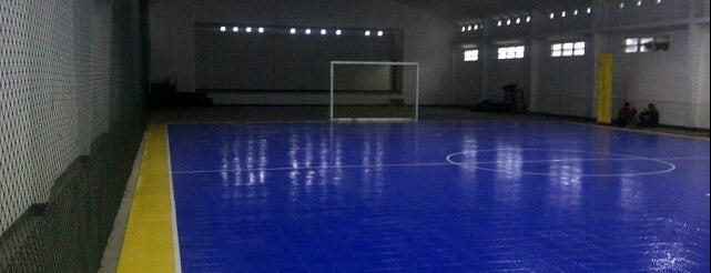 Liiur Futsal & cafe is one of Lapangan Futsal.