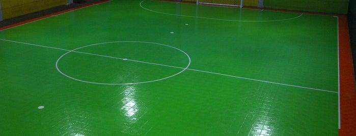 FH FUTSAL - ASAM ASAM is one of Lapangan Futsal.