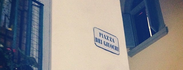 Piazza Dei Giuochi is one of Best places in Firenze, Italia.