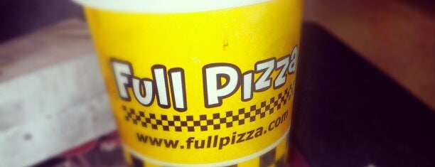 Full Pizza is one of Restaurantes y Franquicias.