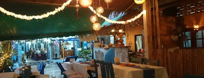 Blue Chair Restaurant is one of The 20 best value restaurants in Ko Tao, Thailand.