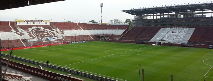 Estadio Néstor Díaz Pérez (Lanús) is one of Equipos de 1ra División.