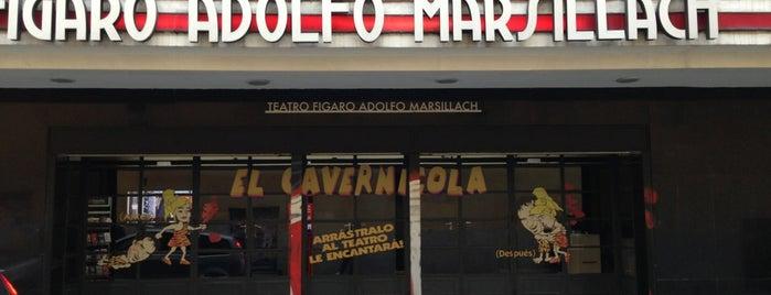 Teatros de madrid for Teatro figaro adolfo marsillach