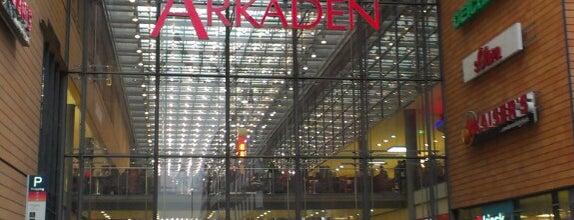Potsdamer Platz Arkaden is one of Berlin to do.