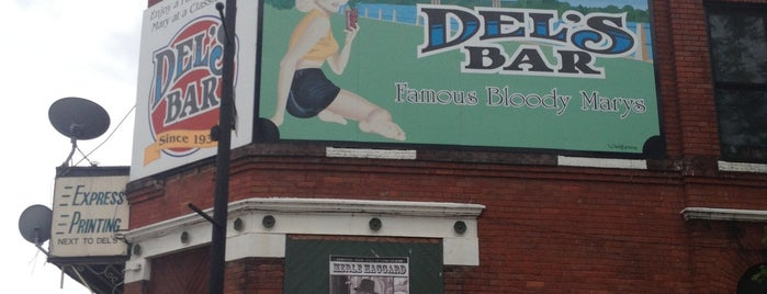Del's Bar is one of Gigs.