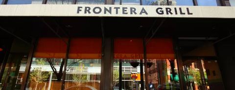 Frontera Grill is one of The 38 Essential Chicago Restaurants, Summer 2016.