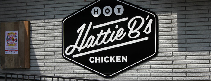 Hattie B's Hot Chicken is one of Need to try.