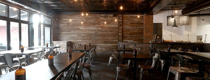 Mighty Quinn's BBQ is one of New York to dos.