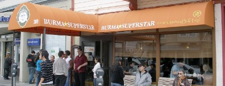 Burma Superstar is one of San Francisco Eater 38.