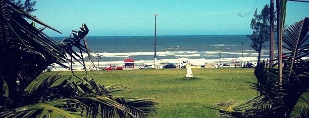 Praia Grande is one of Meus locais.