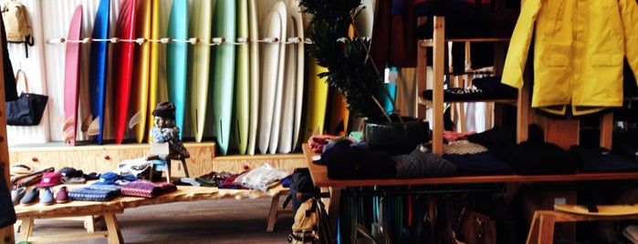Pilgrim Surf + Supply is one of Awesomest Spots NYC & Beyond.