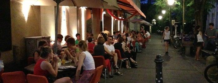 Zeitgeist is one of Café in Munich.