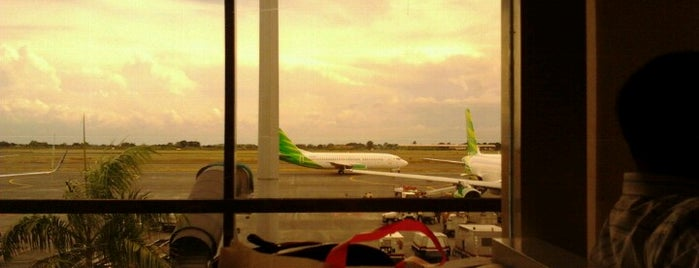 BLUE SKY Executive Lounge is one of Top 10 favorites places in Surabaya, Indonesia.