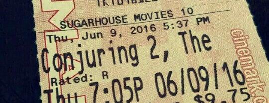 Cinemark Sugarhouse Movies 10 is one of Movies/Fun.