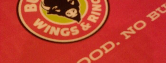 Buffalo Wings & Rings is one of Restaurants.