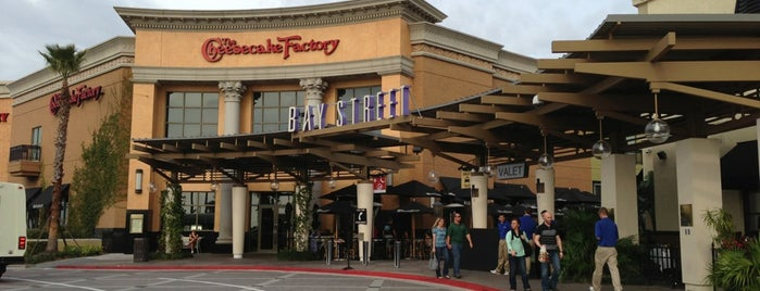 The Cheesecake Factory is one of Restaurants.