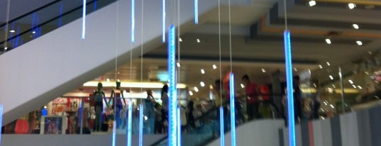 SM Cubao is one of Malls.