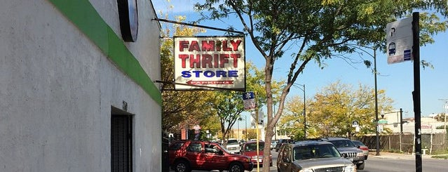 Family Thrift is one of Chicago.