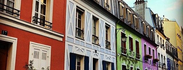 Rue Crémieux is one of Paris, FR.