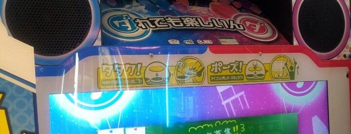 パロ京橋 is one of 関西のゲームセンター.