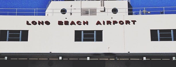 Long Beach Airport (LGB) is one of Airports.
