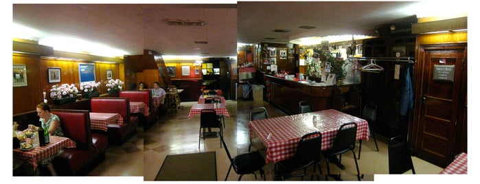 Sam's Italian Cuisine is one of Best Pizza in NYC.