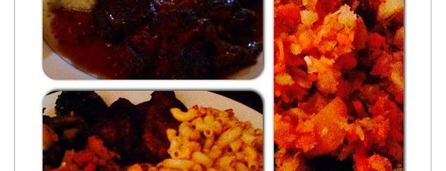 Seasoned Vegan is one of American Restaurants-To-Do List.