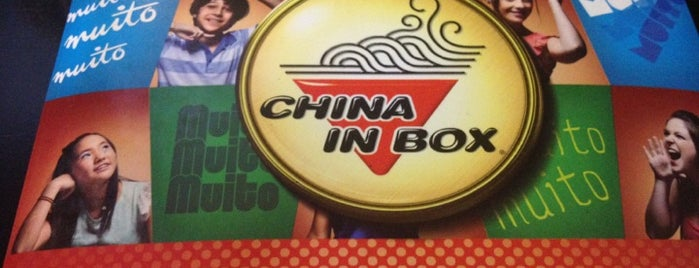 China in Box is one of Tele-entrega.