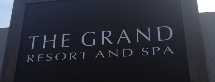 The Grand Resort & Spa is one of Gayborhood #FortLauderdale #WiltonManors.