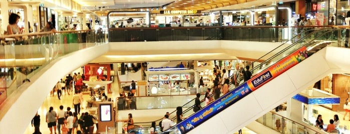CentralPlaza Lardprao is one of Shopping BKK.