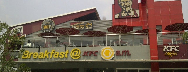 KFC / KFC Coffee is one of jihan.