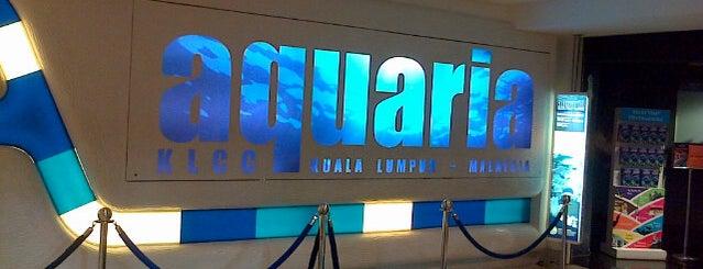 Aquaria KLCC is one of Cuti-cuti malaysia.