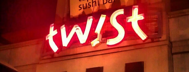 Twist Restaurant & Tapas Bar is one of Good Restaurants.