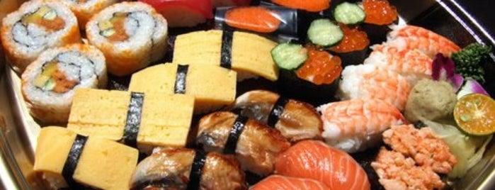 Євразія / Eurasia is one of Sushi. Kyiv. Японская кухня.