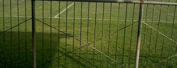 Sunyani Coronation Park is one of Soccer.