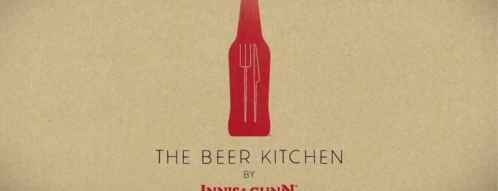 The Beer Kitchen is one of Edinburgh.