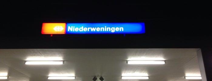 Bahnhof Niederweningen is one of Bahnhöfe Top 200 Schweiz.