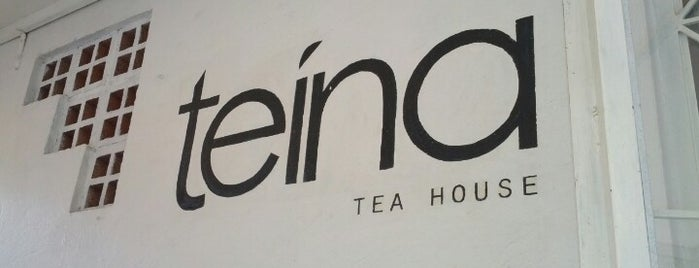 Teína Tea House is one of cafesiito n_n.