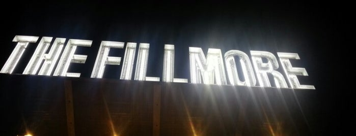 The Fillmore Charlotte is one of Favorite Arts & Entertainment.
