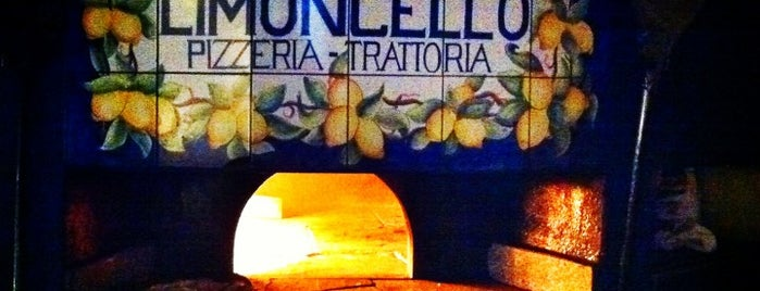 Limoncello Resturant is one of Italian.