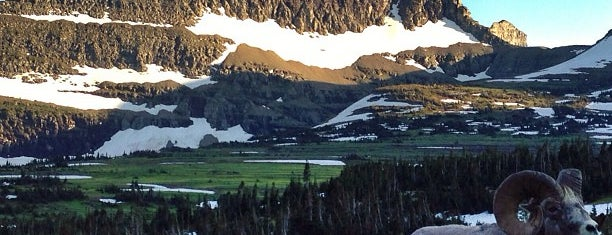 Glacier National Park is one of National Parks.