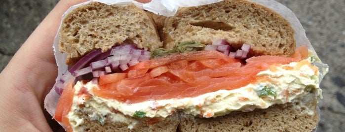 La Bagel Delight is one of Vegan eats.