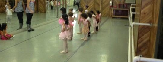 Woodside ballet academy is one of Dance.