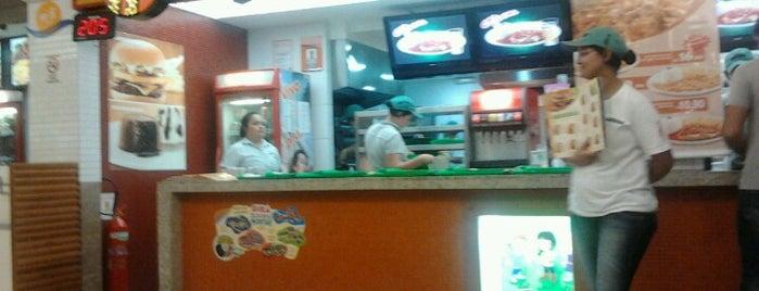 Giraffas is one of Restaurantes e Lanchonetes (Food) em João Pessoa.