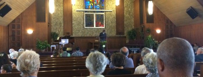 Norwalk SDA Church is one of Vasco's tips.