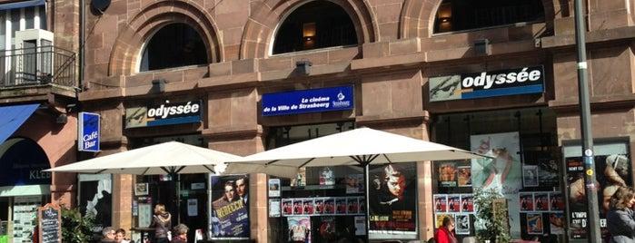 Strasbourg for Strasbourg cinema