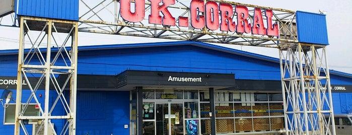 オーケー・コーラル (OK. CORRAL) is one of DIVAAC設置店(新潟県).