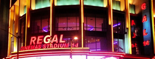 Regal Cinemas LA LIVE 14 is one of All-time favorites in United States.