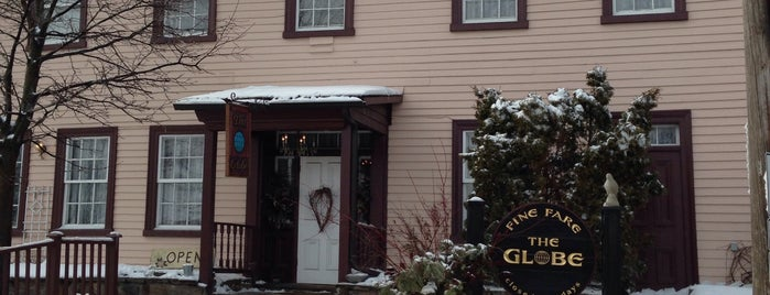Globe Restaurant is one of Awesome Places.
