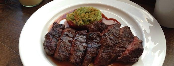 Chop Shop is one of Steak in London.